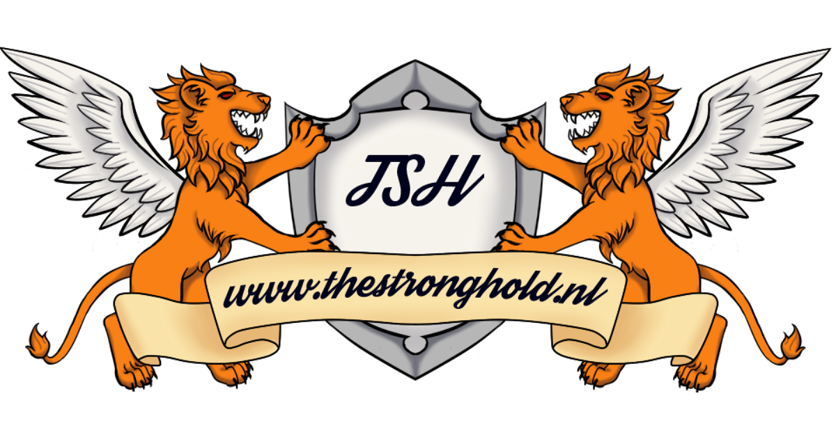 The StrongHold logo